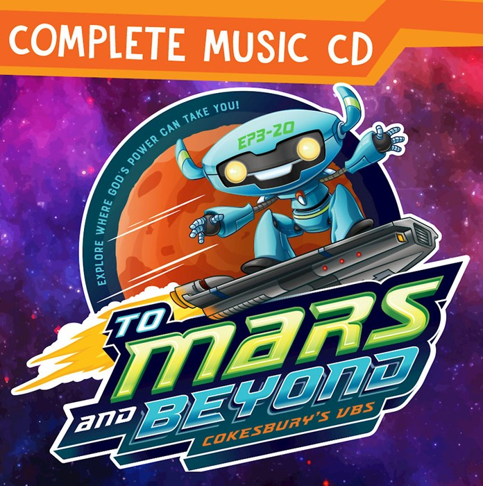 VBS 2019  Complete Music CD (CD-Audio)