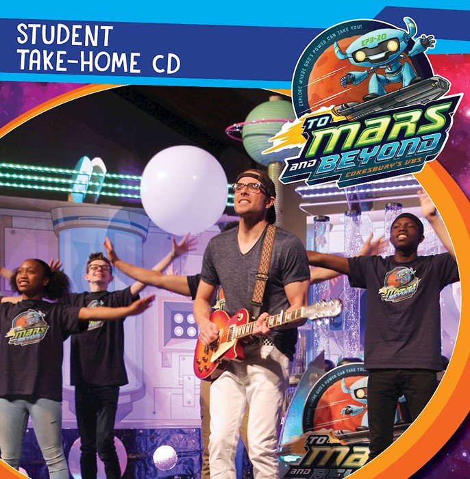 VBS 2019  Student Take-Home CD (Pkg of 6) (CD-Audio)
