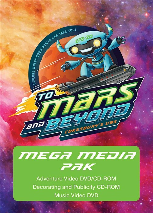 VBS 2019  Mega Media Pak (Mixed Media Product)