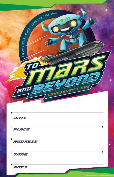 VBS 2019  Large Promotional Poster (General Merchandise)