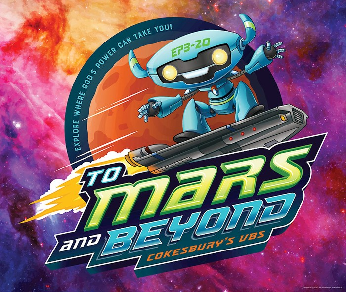 VBS 2019  Large Logo Poster (General Merchandise)