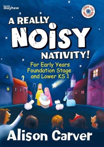 Really Noisy Nativity!, A (Paperback)
