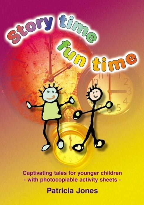 Story Time, Fun Time (Paperback)