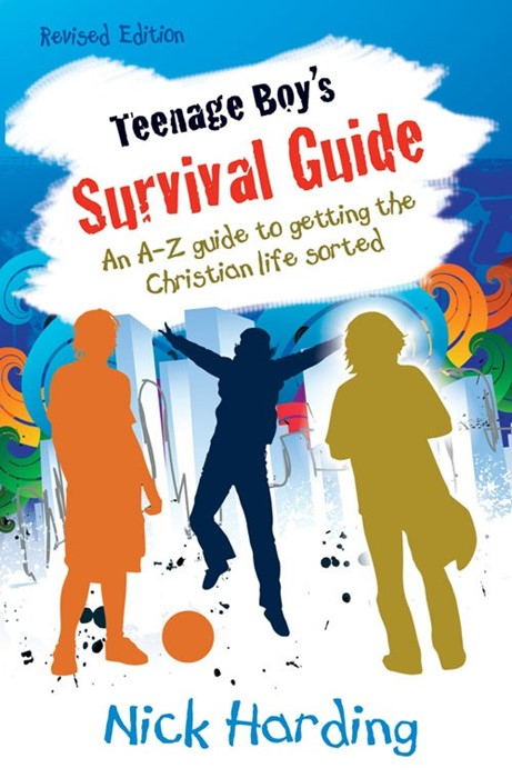 Teenage Boy'S Survival Handbook (Paperback)