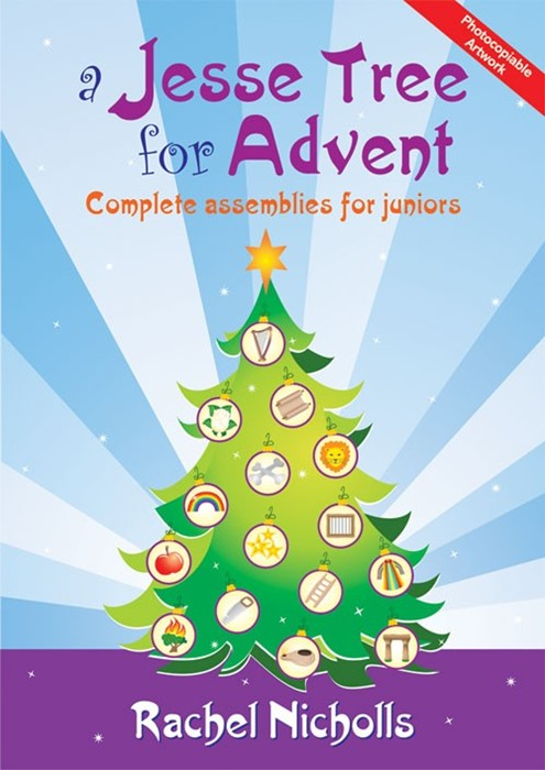 Jesse Tree For Advent, A (Paperback)