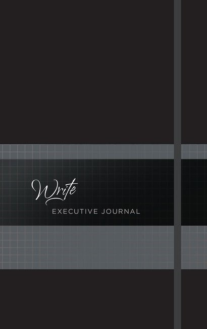 Executive Journal: Write, Onyx