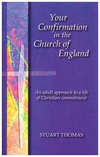 Your Confirmation In The Church of England