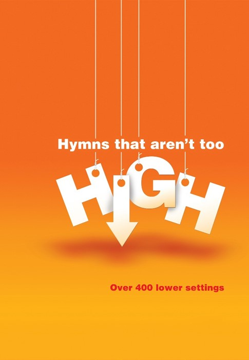 Hymns That Aren't Too High (Paperback)