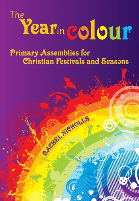 The Year In Colour (Paperback)