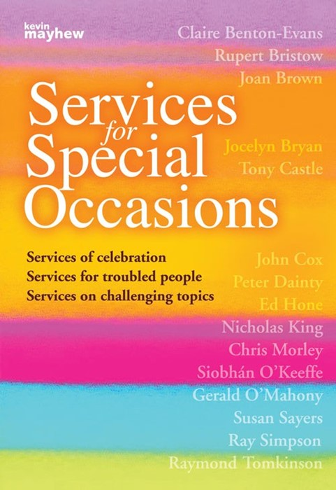 Services For Special Occasions (Paperback)