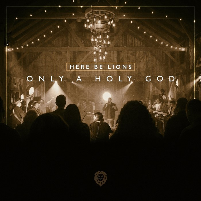 Only A Holy God CD (CD-Audio)