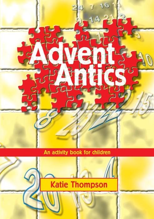 Advent Antics (Paperback)