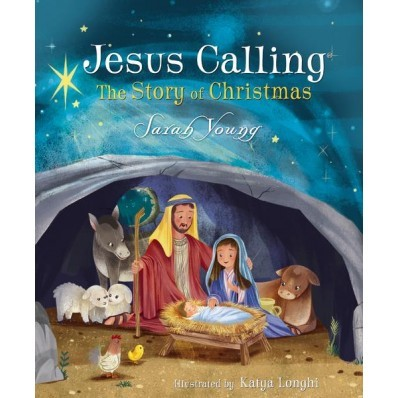 Jesus Calling: The Story Of Christmas (Hard Cover)