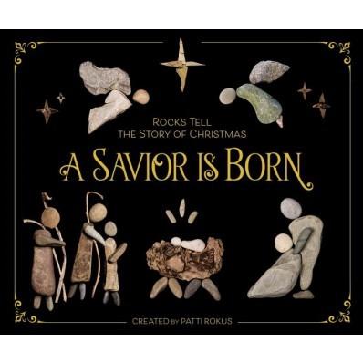 Saviour Is Born, A (Hard Cover)