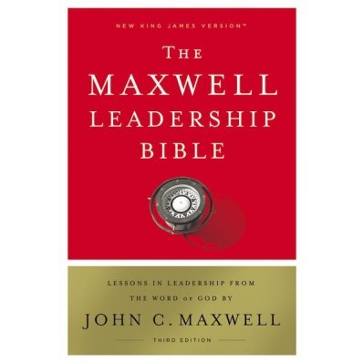 NKJV Maxwell Leadership Bible, 3rd Edition, Comfort Print (Hard Cover)
