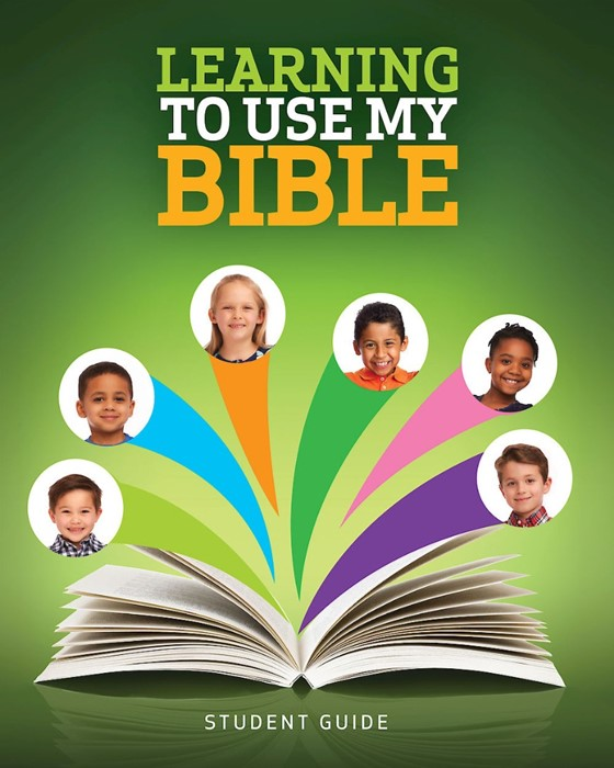 Learning to Use My Bible Student Guide (Paperback)