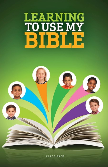 Learning to Use My Bible Class Pack (Paperback)