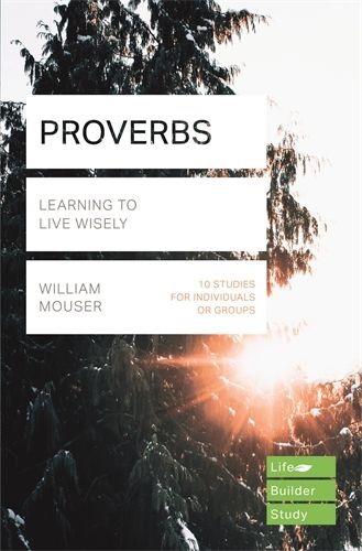Lifebuilder: Proverbs (Paperback)