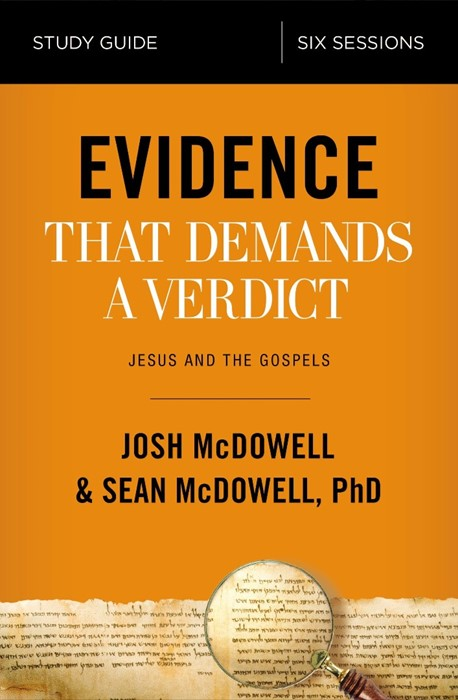 Evidence That Demands A Verdict Study Guide (Paperback)