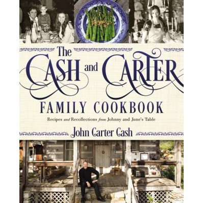 The Cash And Carter Family Cookbook (Hard Cover)