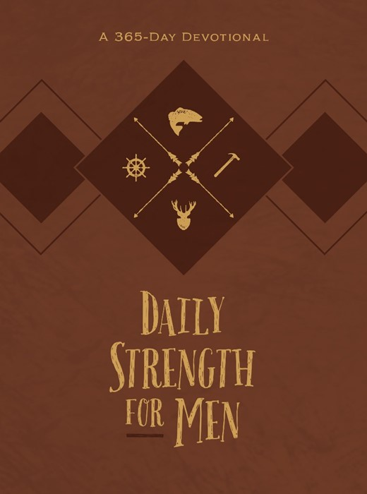 Daily Strength For Men (Imitation Leather)