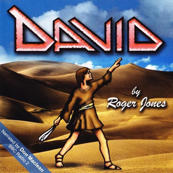 David CD (CD-Audio)