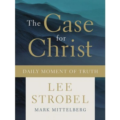 The Case For Christ Daily Moment Of Truth (Hard Cover)
