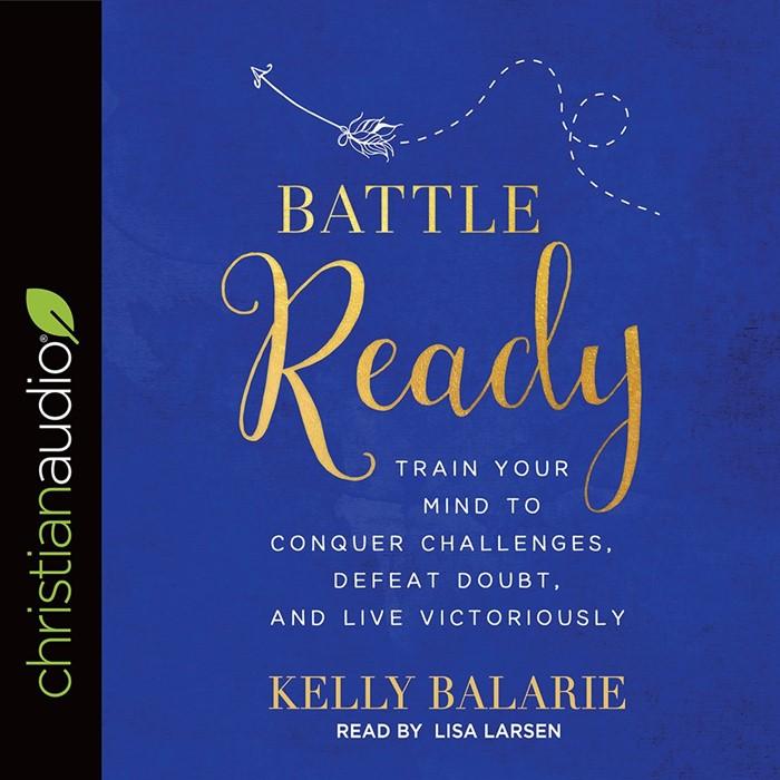 Battle Ready Audio Book (CD-Audio)