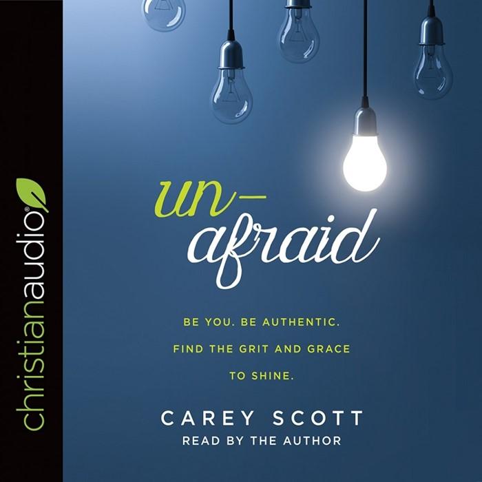 Unafraid Audio Book (CD-Audio)