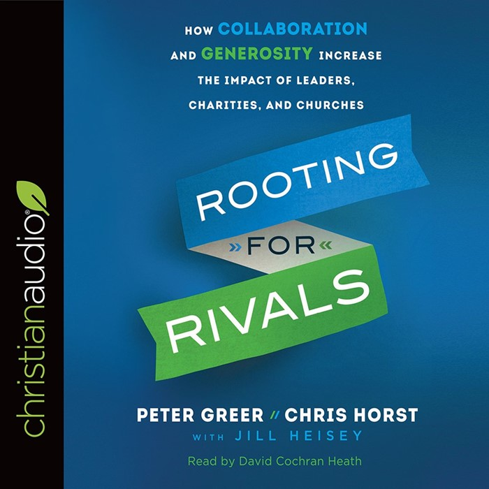 Rooting For Rivals Audio Book (CD-Audio)