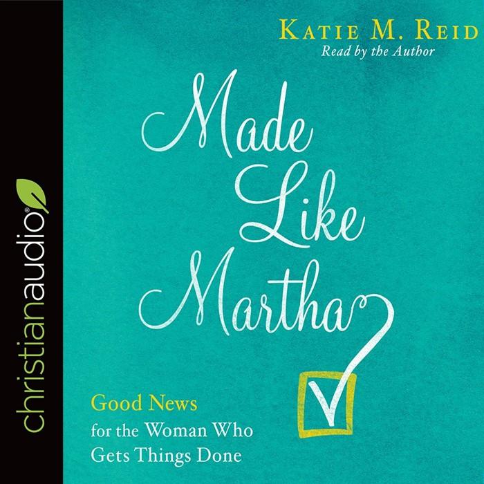 Made Like Martha Audio Book (CD-Audio)