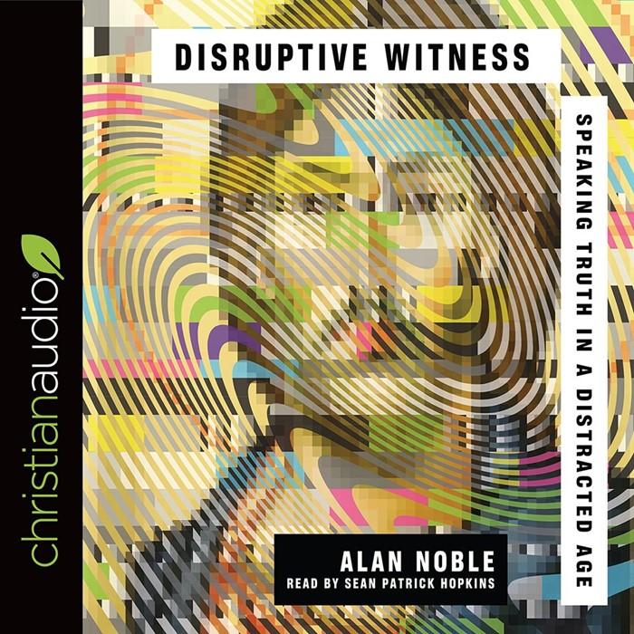 Disruptive Witness Audio Book (CD-Audio)