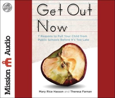 Get Out Now Audio Book (CD-Audio)