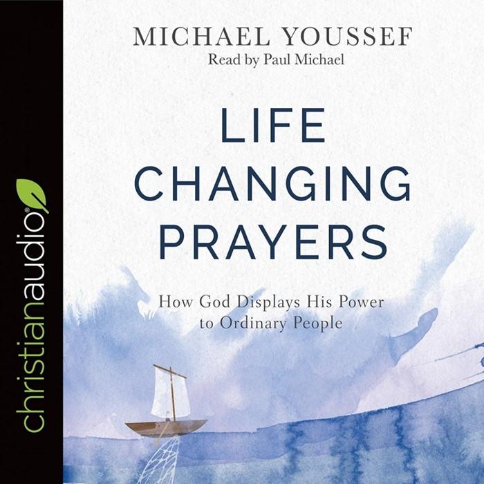 Life Changing Prayers Audio Book (CD-Audio)
