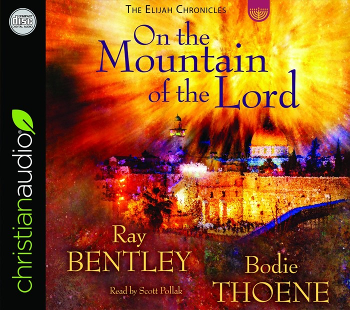 On The Mountain Of The Lord Audio Book (CD-Audio)