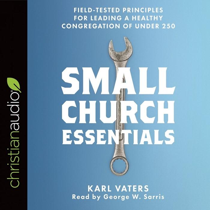 Samll Church Essentials Audio Book (CD-Audio)