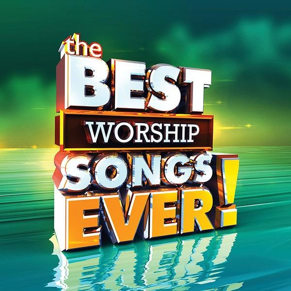 The Best Worship Songs Ever! CD (CD-Audio)