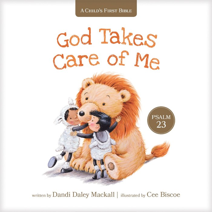 God Takes Care of Me (Board Book)