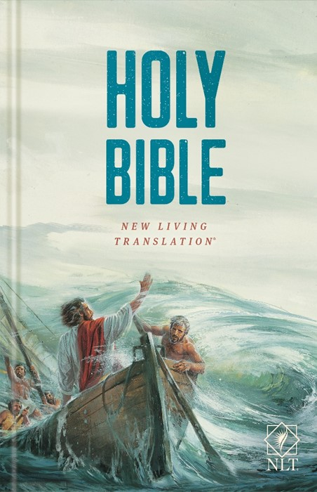 NLT Children's Bible (Hard Cover)
