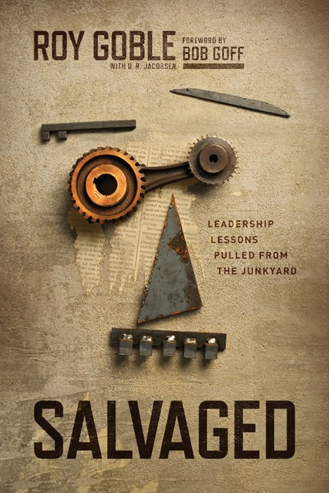 Salvaged (Hard Cover)