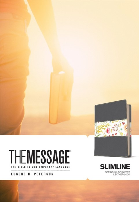 The Message Slimline edition (Imitation Leather)