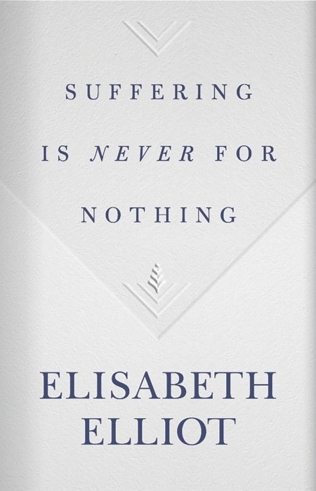 Suffering Is Never for Nothing (Hard Cover)