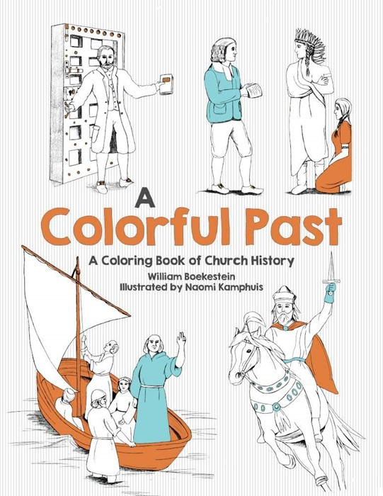 Colorful Past, A (Paperback)