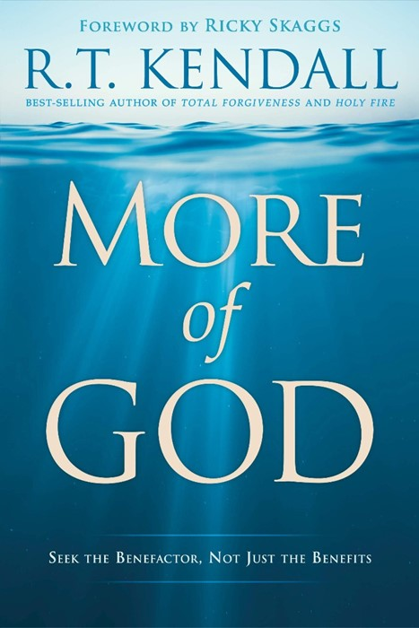 More of God (Paperback)