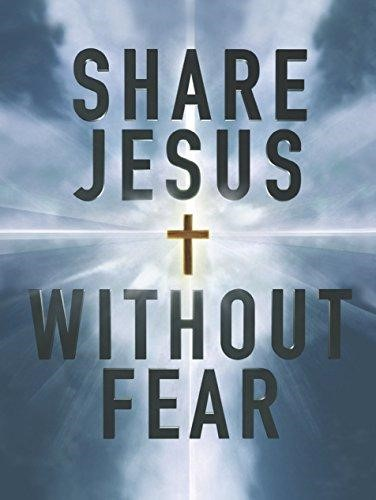 Share Jesus Without Fear Witness Cards (Pack of 10) (Pamphlet)