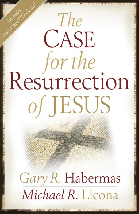 The Case For The Resurrection Of Jesus (Paperback/CD Rom)