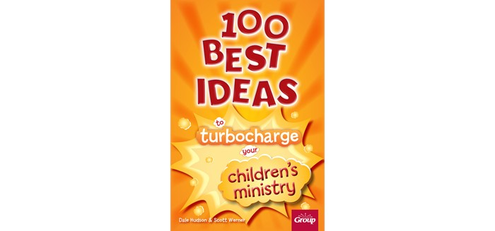 100 Best Ideas To Turbocharge Your Children's Ministry (Paperback)