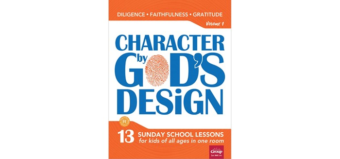 Character By God's Design, Volume 1 (Paperback)