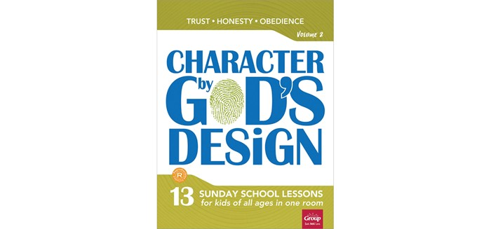 Character By God's Design, Volume 2 (Paperback)