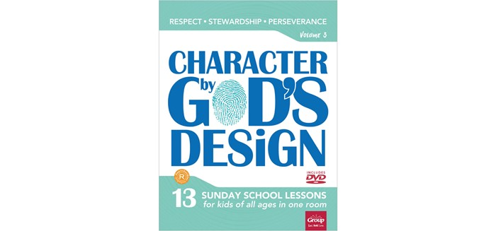 Character By God's Design, Volume 3 (Paperback)